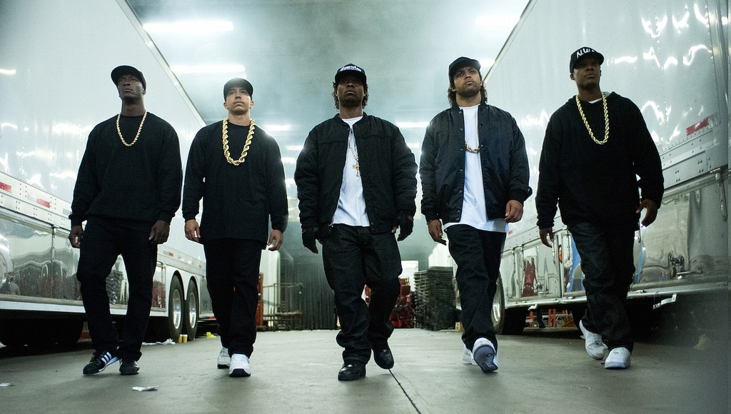 Straight Outta Compton has driven talks of increased security